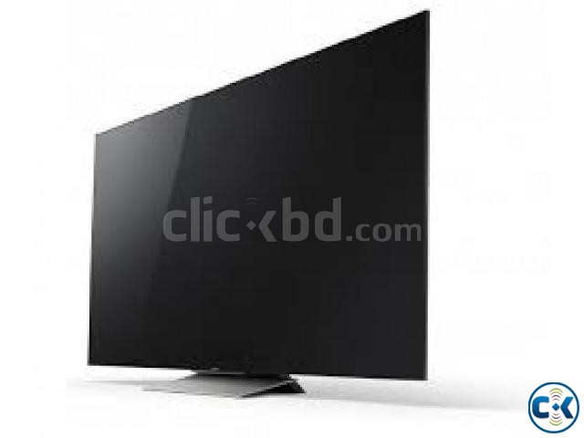 Sony bravia 55 inch X9300D 4K smart LED android LED | ClickBD large image 0