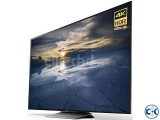 TV Sony Sony 4K TVSony 65 inch X8500D 4K Smart WiFi Led