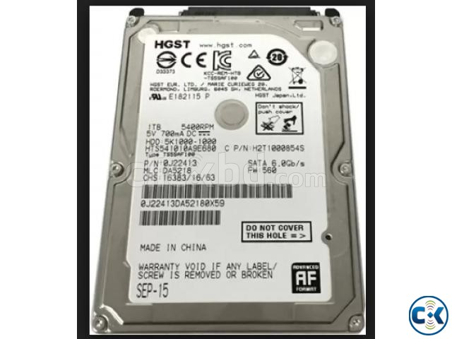1 TB 5400 RPM 2.5 Hard Drive   ClickBD large image 0