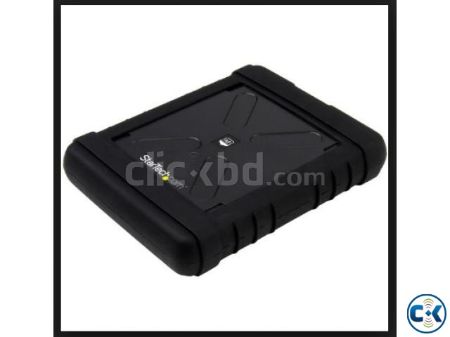 Silicone 2.5 Hard Drive Enclosure with USB 2.0 Cable | ClickBD large image 2