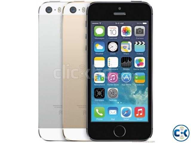iPhone 5S 32GB Brand New Intact  | ClickBD large image 0