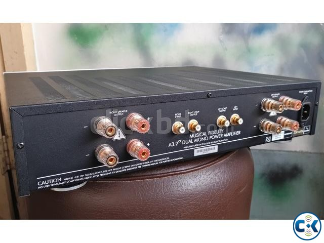 Musical Fidelity A3.2CR Stereo Power-Amp | ClickBD large image 0