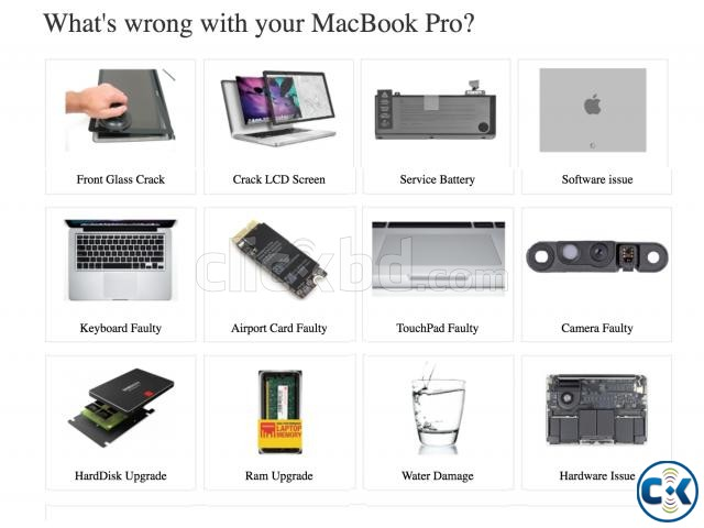 What s wrong with your MacBook Pro  | ClickBD large image 0