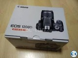 Canon EOS 1200D 18-55 mm Lens Telephoto Zoom DSLR Camera