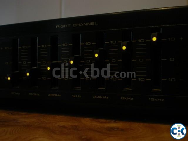 Pioneer GR 333 Graphic Equalizer | ClickBD large image 0