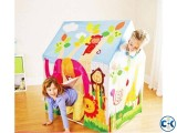 Colorful Baby Play Tent House with Window