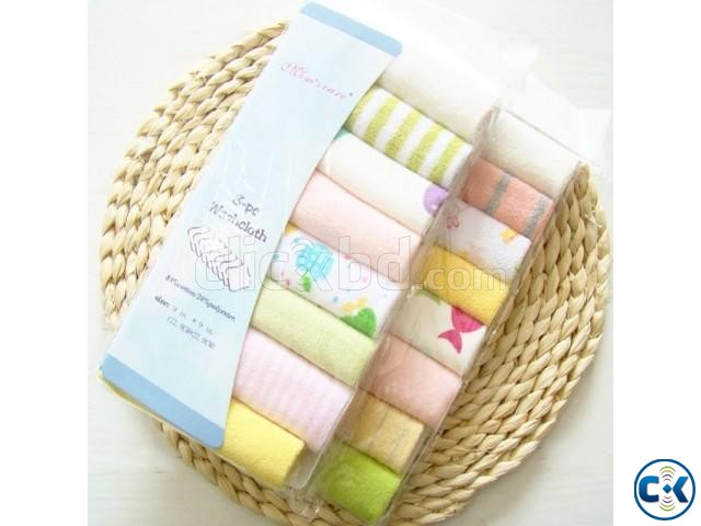 Baby Saliva Towel | ClickBD large image 0