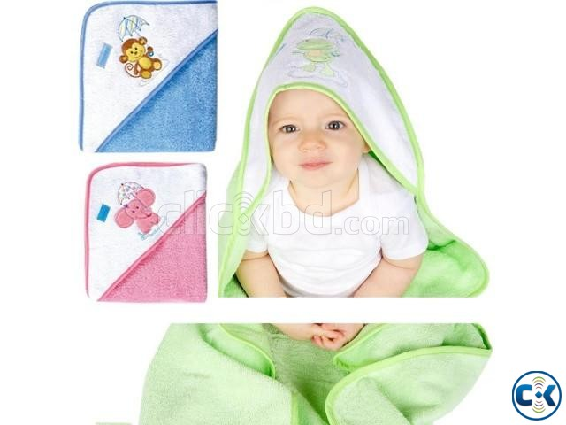 Baby cap towels   ClickBD large image 0