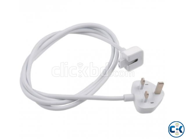 Apple AC Adapter 3-prong Extension Cable | ClickBD large image 0