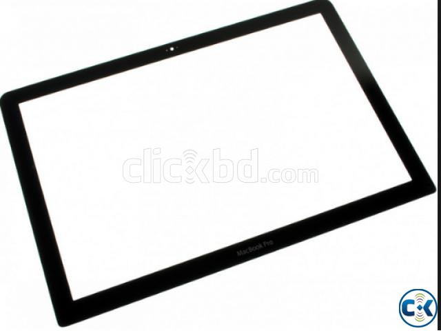 MacBook Pro 13 Unibody Model A1278 Front Display Glass | ClickBD large image 0