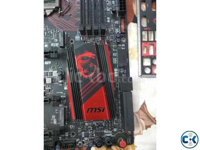 Intel Core i7-6700 Processor MSI Z170A Gaming M7 | ClickBD large image 0