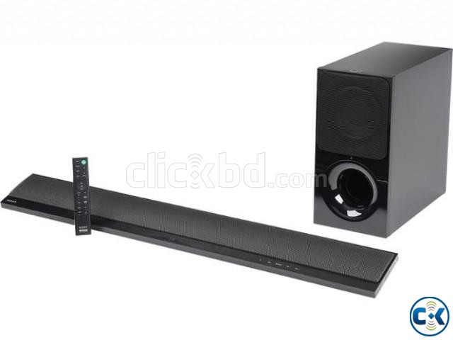 Sony Soundbar HT-CT390 With Wireless Subwoofer | ClickBD large image 0