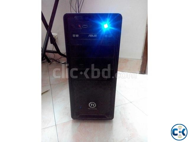 Intel Core i5 with graphics card | ClickBD large image 0