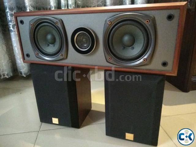 Pioneer Center Surround Speaker | ClickBD large image 0