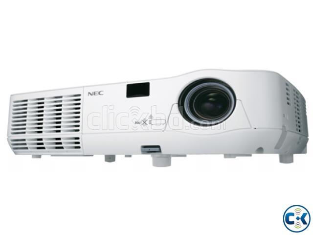 Projector NEC NP-V260 DLP | ClickBD large image 0