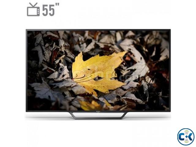 55 inch Sony Smart Full HD W652D TV | ClickBD