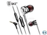 QKZ DM9 Professional Headphone See Inside