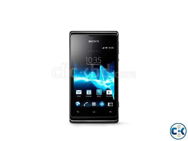 Sony Xperia E Dual Brand New Intact  | ClickBD large image 0