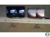 SONY 49 INCH LED Full HD Smart TV W750E