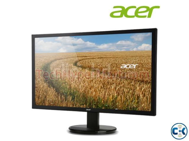 Acer K202HQL 19.5 LED Monitor | ClickBD large image 0