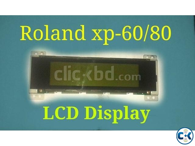 Roland xp-60 80 LCD | ClickBD large image 0