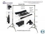 Victory Studio Background Stand Set