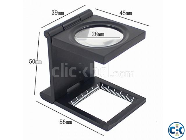 Carson LinenTest Thread Counting Magnifie with Light | ClickBD large image 3