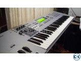 YAMAHA Motif ES6 Japan with Hardcase