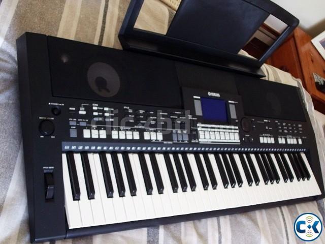 NEW Yamaha PSR S550 Workstation USA  | ClickBD large image 0