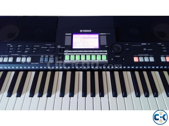 NEW Yamaha PSR S550 Workstation USA  | ClickBD large image 2