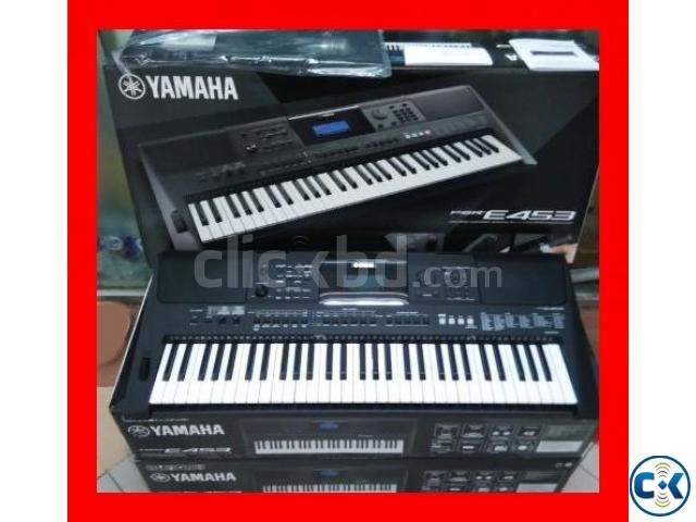 Brand New Intact Yamaha PSR E453 Pro  | ClickBD large image 0