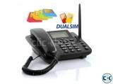 Huawei Sim Telephone 2 sim