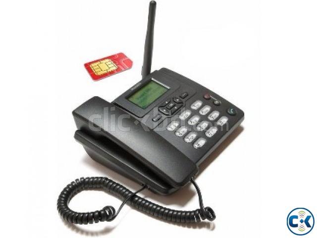 Huawei Sim Telephone 2 sim | ClickBD large image 1