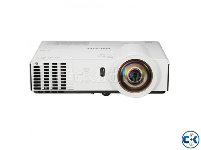 Ricoh PJ X4340 DLP Multimedia Short Throw Projector | ClickBD large image 0