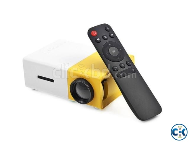 YG-300 LCD Multimedia Projector | ClickBD large image 0