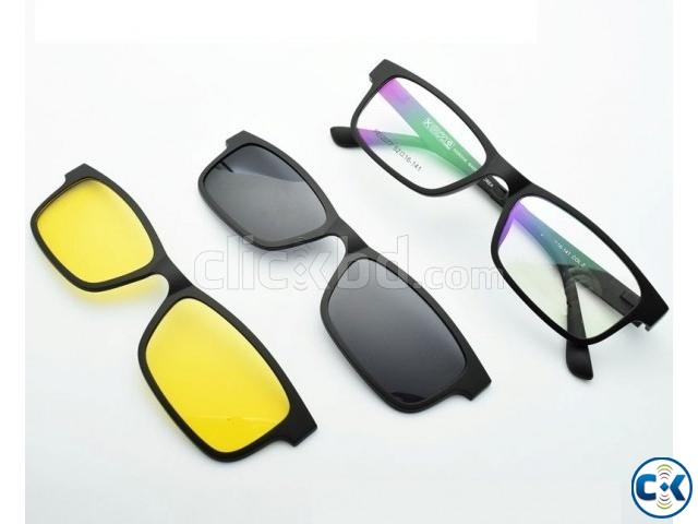 Stylish 3 in 1 Quick-Change Magnet Lens-  | ClickBD large image 2
