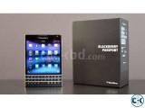 Brand New Blackberry Passport Sealed Pack With 1 Yr Warranty