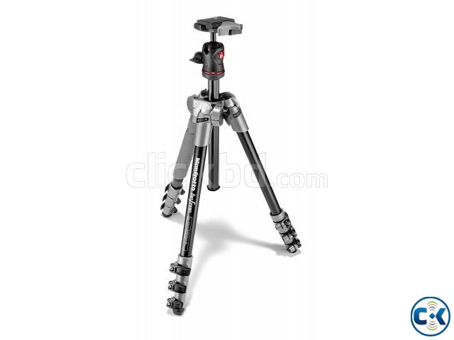 Manfrotto MKBFRA4D-BH BeFree Compact Aluminum Travel Tripod | ClickBD large image 0