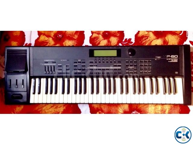 Roland xp-60 With Hard case commercial tone | ClickBD large image 0
