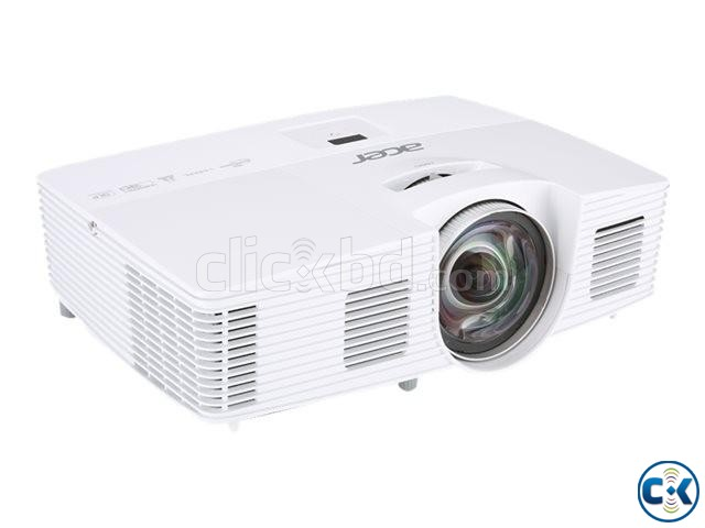 Acer S1283Hne DLP 3D Short Throw Projector | ClickBD large image 0