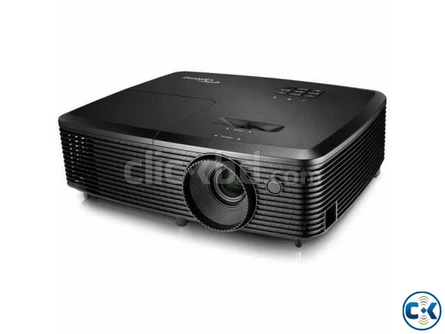 Optoma S321 3D DLP Multimedia Projector | ClickBD large image 0