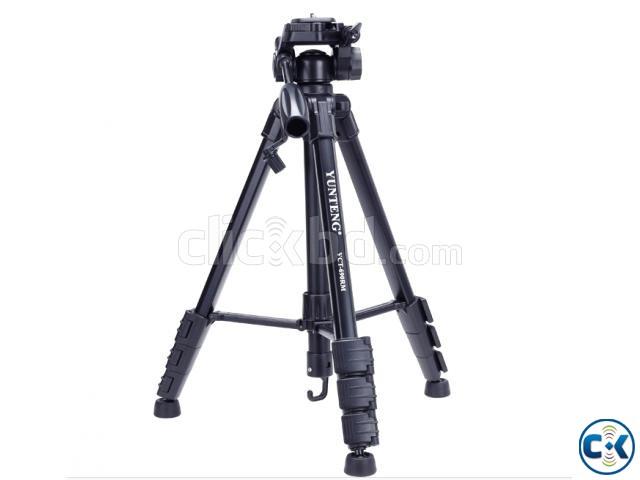 Yunteng vct 690 camera tripod dslr camera tripod | ClickBD large image 0