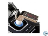 Carg7 USB Charger Bluetooth Receiver And Fm Transmitter
