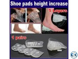 5 Layer Shoe Insole for Height Increase