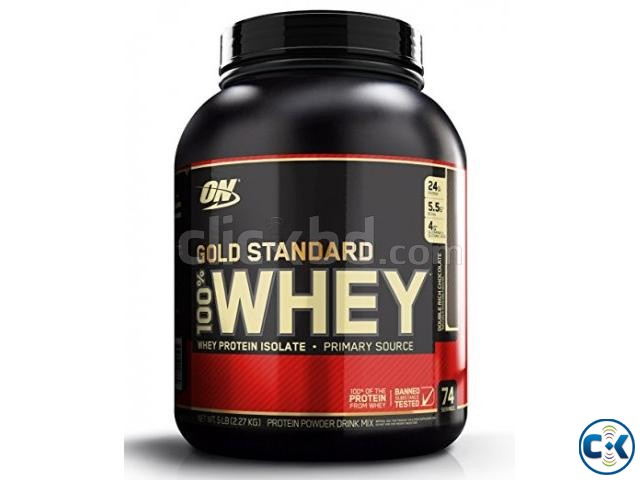 100 Whey Protein -5Lbs | ClickBD large image 0