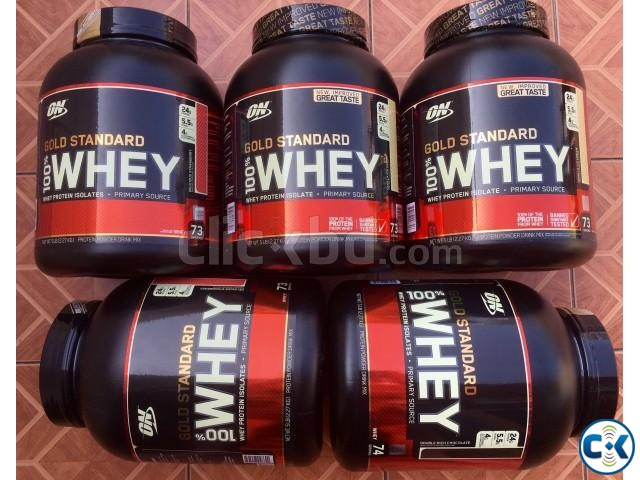 100 Whey Protein -5Lbs | ClickBD large image 1