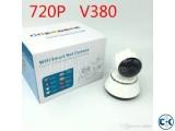 V380 Wifi IP Security Camera