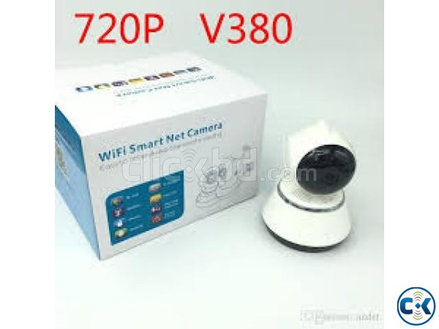 V380 Wifi IP Security Camera | ClickBD large image 0