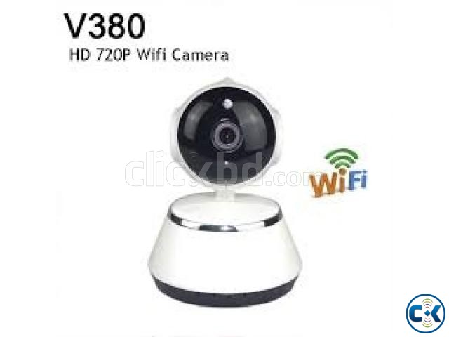 V380 Wifi IP Security Camera | ClickBD large image 1