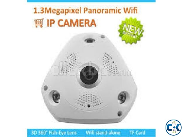 360 VR IP Camera 1.3 Megapixel | ClickBD large image 0